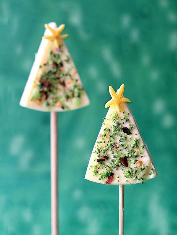 3 aperitivos fáciles para Navidad