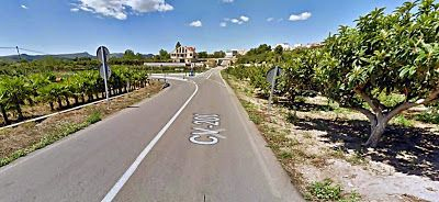 El Ayuntamiento adquiere terrenos para la ampliación de la carretera de Castellnovo