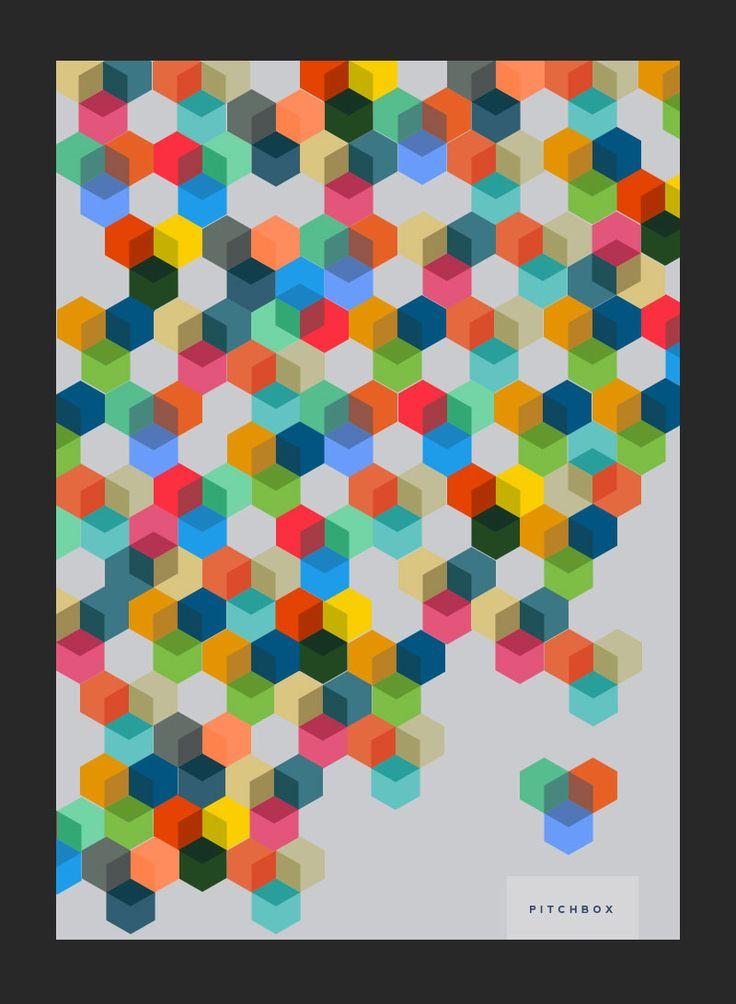 Pitchbox poster | Oli Fischer