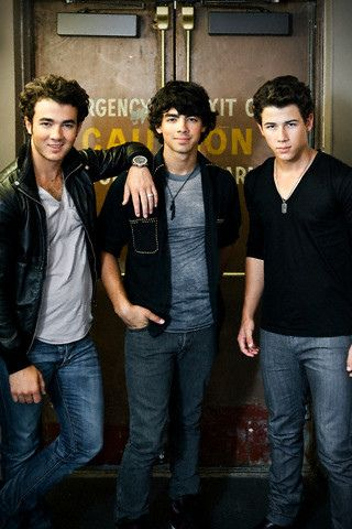Kevin, Joe, Nick