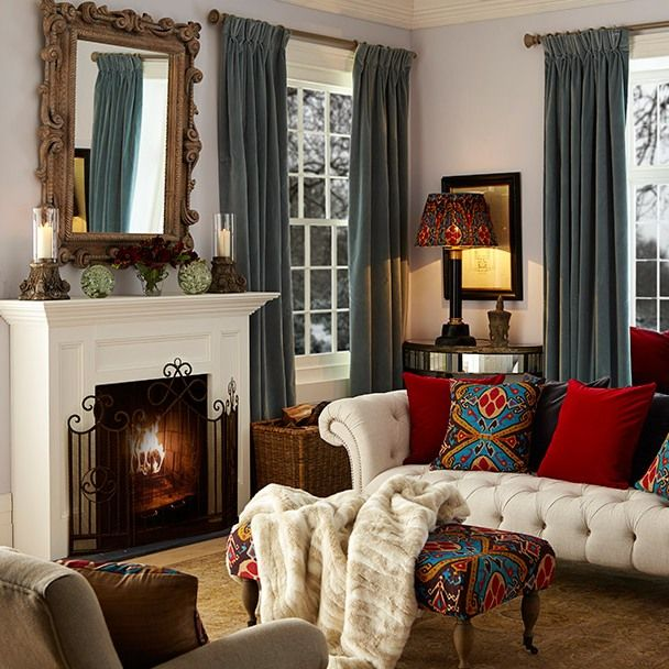 1000 Images About Living Room On Pinterest Fireplaces Built Ins