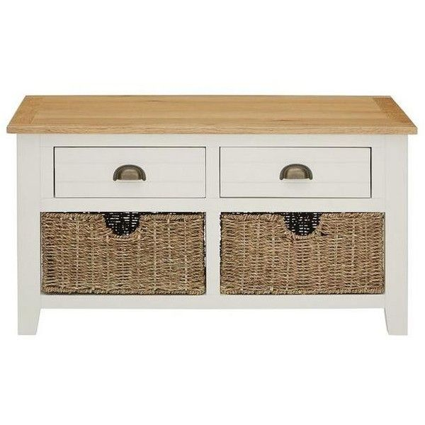 Luxe Collection Clovely Ready Assembled Coffee Table 260