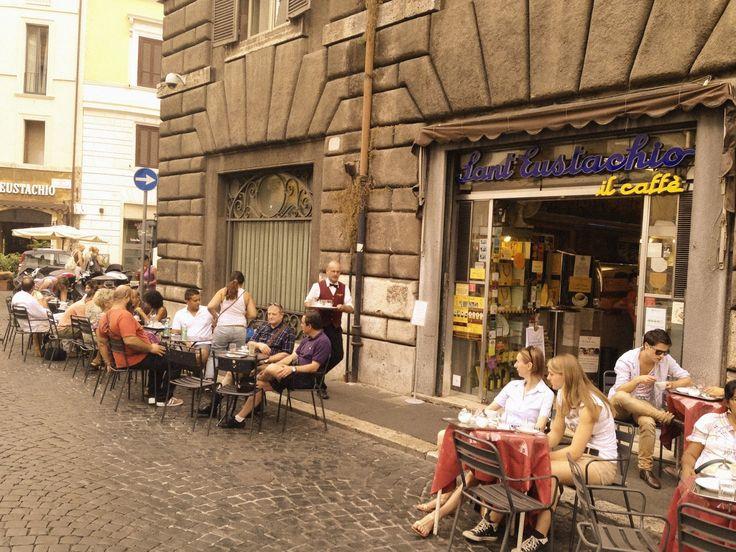 Best Coffee In Rome Near Pantheon