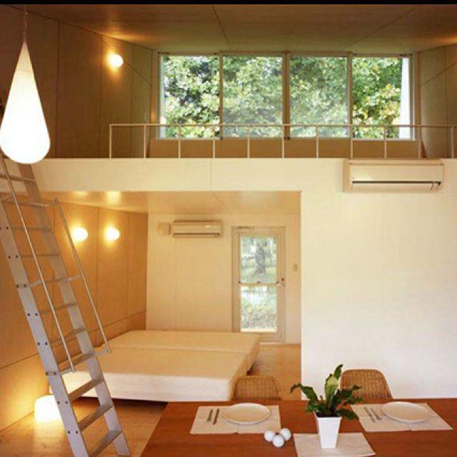 Japanese small house design ideas House interior