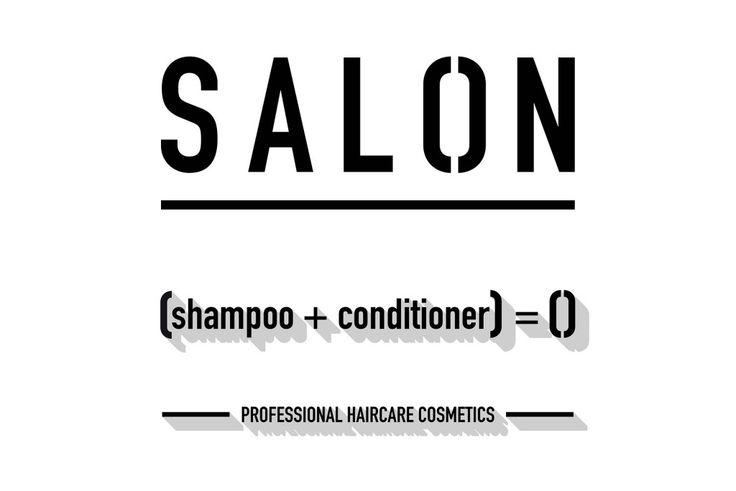 Logo design SALON