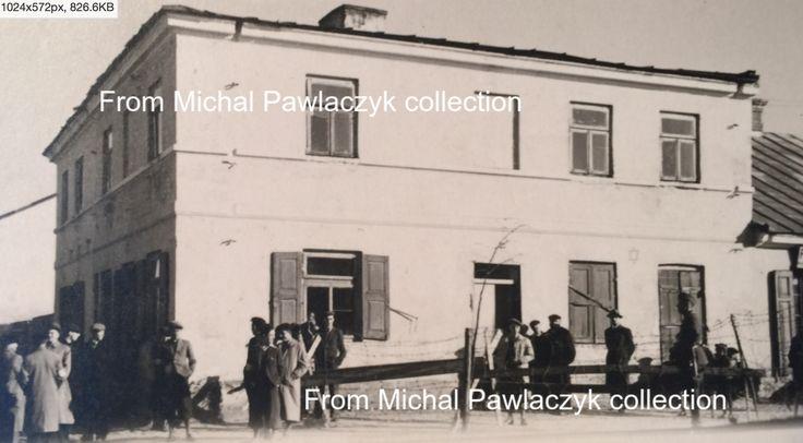 Kozienice ghetto Poland ww2