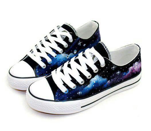 ❤ galaxy converse