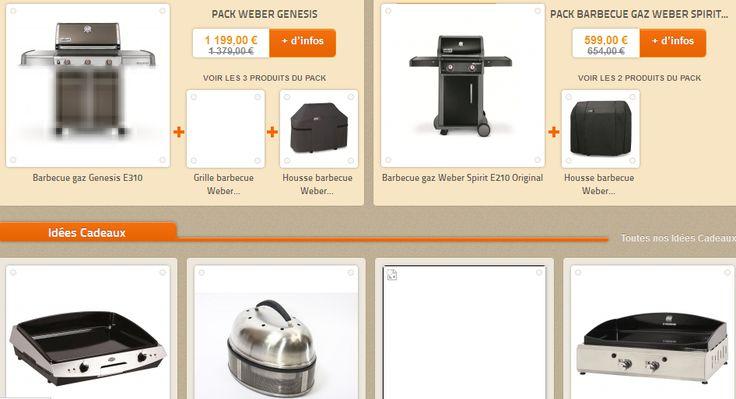 7 best Barbecue Weber, Electrique, Inox, Housse, Grille images on - cuisson pizza maison four electrique