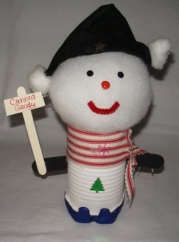 1000 images about christmas tin can crafts on pinterest for Christmas crafts out of tin cans