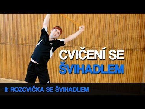 Cvičení se švihadlem: protažení - YouTube