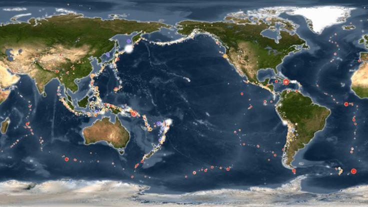 ► Todos los terremotos de los últimos 15 años, resumidos en este inquietante vídeo de 4 minutos http://es.gizmodo.com/todos-los-terremotos-de-los-ultimos-15-anos-resumidos-1790363835
