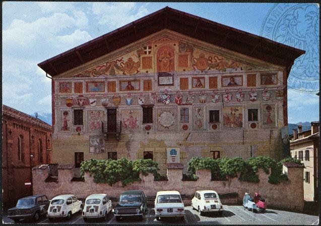 La Magnifica Comunità di Fiemme negli anni.... www.visitfiemme.it