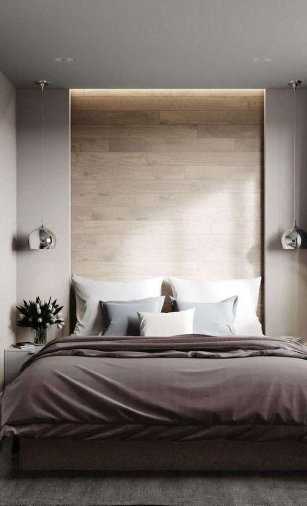 59+ New trend modern Bedroom Design Ideas for 2020 Part 29 ...