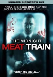 Just Mad about the Movies: The Midnight Meat Train (2008)