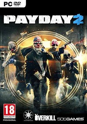 Pay Day 2 poster