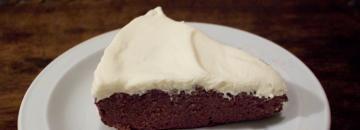 Torta Flan de Chocolate