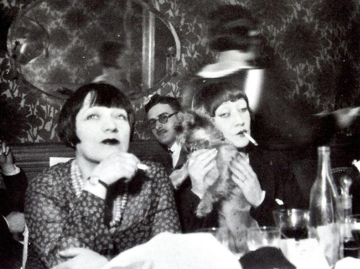 Kiki de Montparnasse et Hermine David, Paris, années 1920