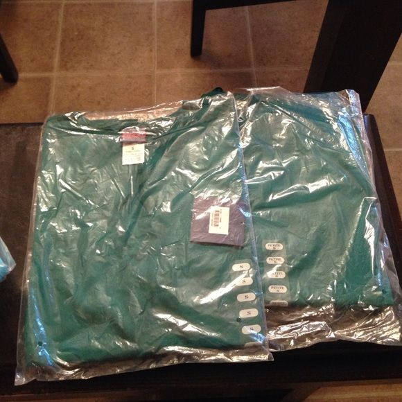 Cherokee brand scrub set Brand new Cherokee brand scrubs with tags! Size small. Green in color. Cherokee Other
