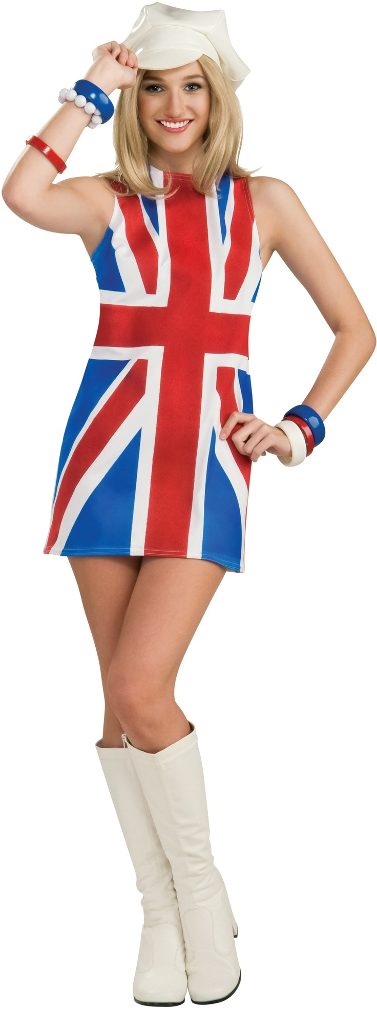 British Invasion Costume...planning on going as this for Halloween this year :)