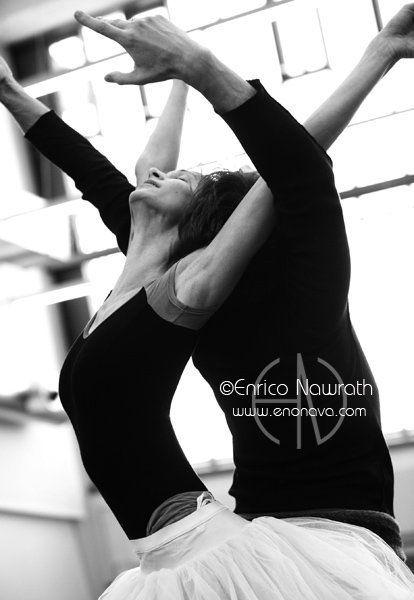Polina Semionova and Wieslaw Dudek – Onegin rehearsal 6 | Dance. Passion. Life.