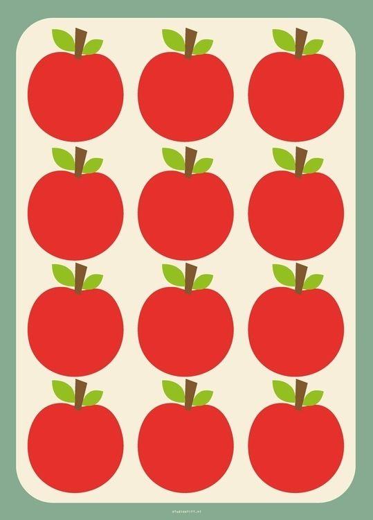 Opdrachtenspel met appels (kan ik ook met kabouters)