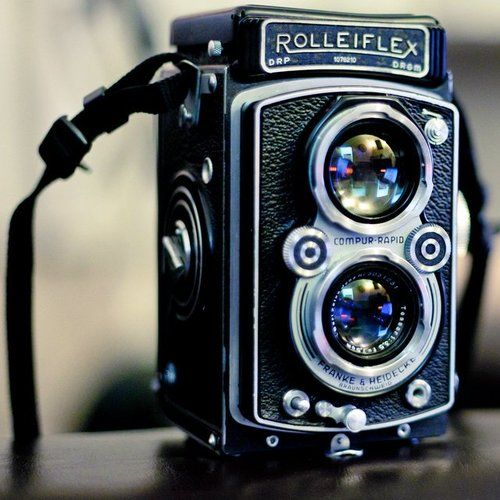 : Vintage Camera, Tlr Camera, Double Camera, Automat Types, Things, Reflex Camera, Photography, Camera Porn, Rolleiflex Automat