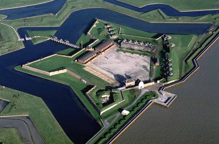 Tilbury Fort: Some makeshift defences protected the Tilbury-Gravesend ferry crossing of the river Thames as early as the 14th century, but it was not until the 16th century that any significant defensive structures were built there.