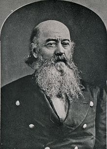 Joseph L. Meek - mountainman who became a politician in the Oregon Territory