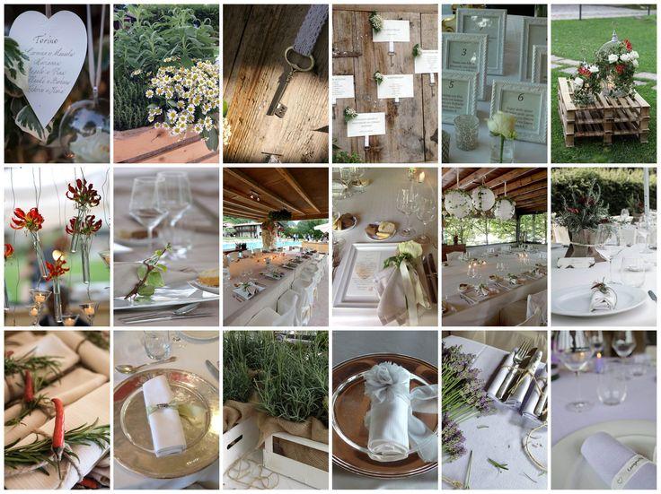 #wedding collage #cadelach #revinelago #treviso #veneto #italy http://www.cadelach.it/en/wedding.php