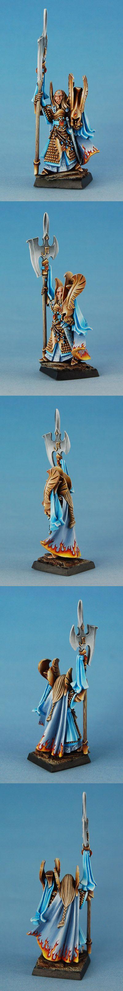 High Elf Caradryan - Phoenix Guard Captain