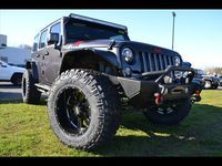 2016 Jeep Wrangler Unlimited CUSTOM BUILT  Custom Jeep Store- Customize Your New or Used Jeep in NJ- Jeep Upgrades and Modifications