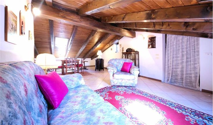 Essere in Montagna | Appartamento rustico con mansarda