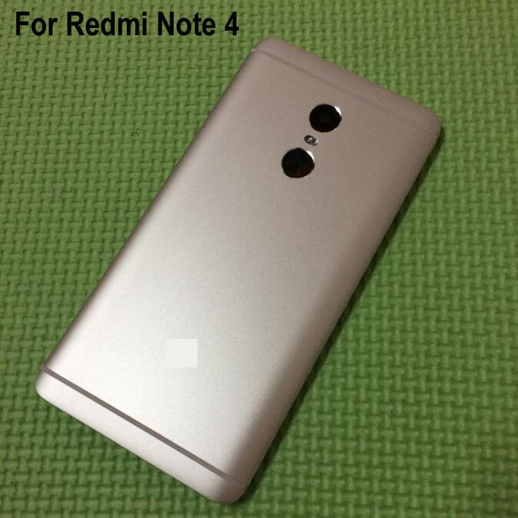 >> Click to Buy << Battery Door for Xiaomi Redmi Note 4 Note4 Pro Prime Rear Back Battery Cover Housing Cover + Logo + Volume Power Key Repair Part #Affiliate