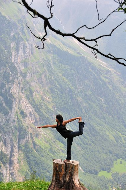 : Trees Trunks, Yoga Retreat, Dancers Poses, Inner Peace, Yoga Pos, Places, At Home Workout, Trees Stumps, Mothers Natural