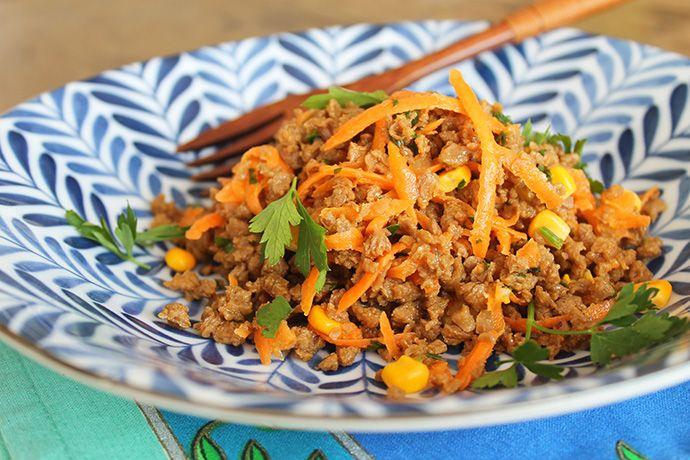Salada de soja Thai | Blog Figos & Funghis