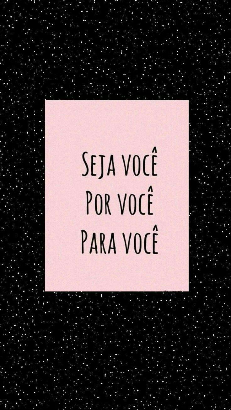 Por você
