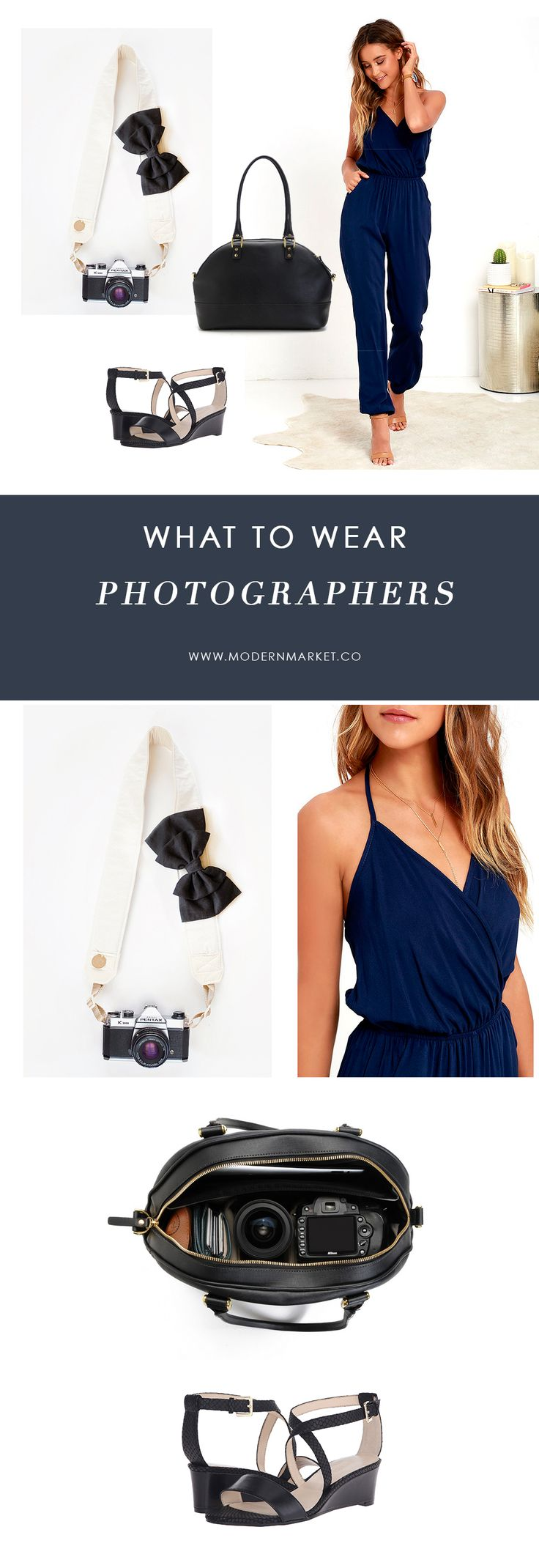 WHAT TO WEAR | PHOTOGRAPHERS – Modern Market
