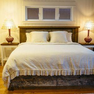 Sleep soundly at Nimmo Bay Resort, BC, Canada