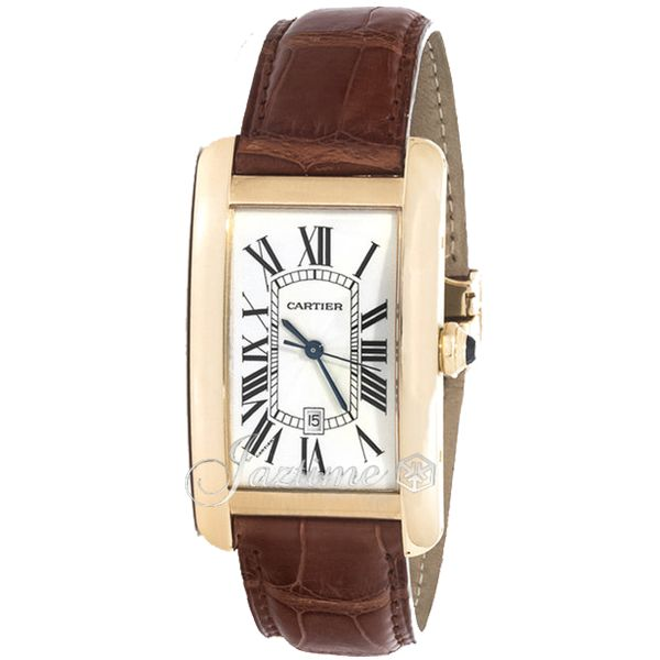 Cartier Tank Americaine mens Watch Review