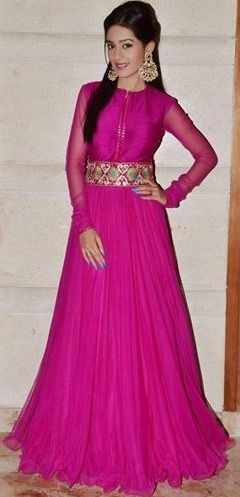 Amrita Rao in Mayyur R Girotra #salwaar kameez #chudidar #chudidar kameez #anarkali #anarkali suits #dress #indian #outfit #shaadi #bridal #fashion #style #desi #designer #wedding #gorgeous #beautiful