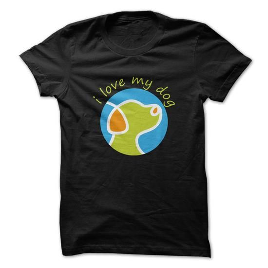 Labrador dog T Shirts, Hoodies. Check price ==► https://www.sunfrog.com/Pets/Labrador-dog-64536507-Guys.html?41382