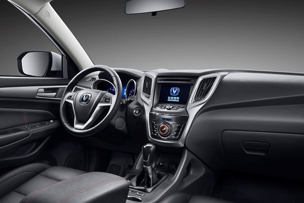 Changan Cs75 Plus Adds To Bevy Of Chinese Suvs Flooding Shanghai