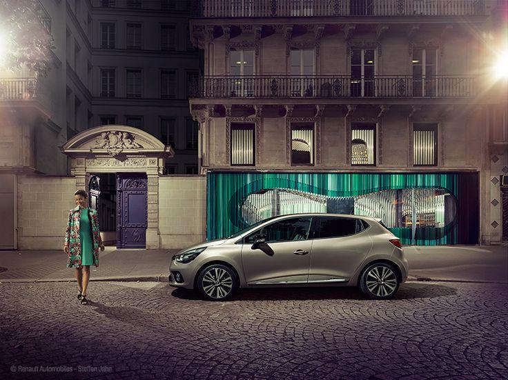 Renault Clio Initiale Paris with Steffen Jahn on Behance