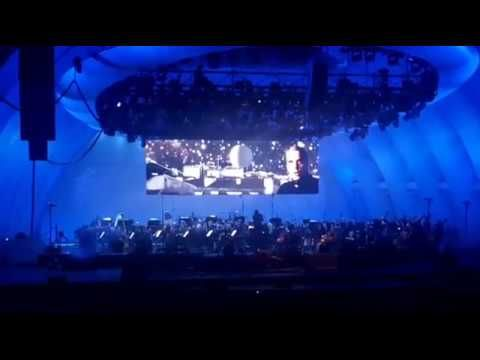 The Moody Blues Perform Days of Future Passed with the Hollywood Bowl Orchestra - YouTube
