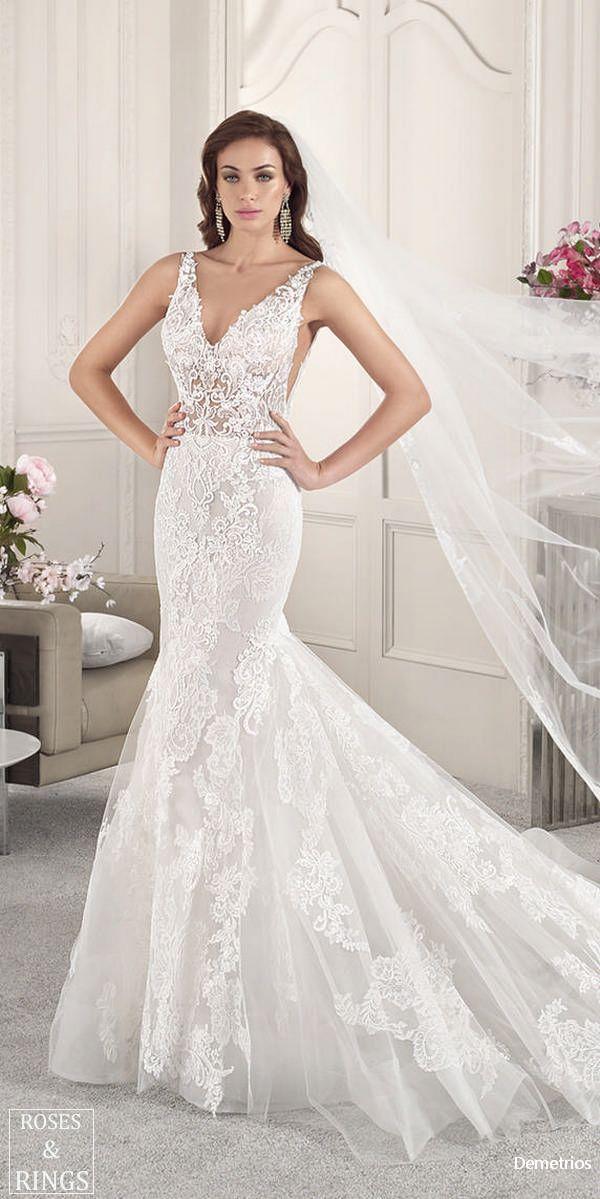 demetrios bridal 2019 wedding dresses   wedding dresses