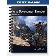 Test Bank Game Development Essentials An Introduction 3rd Edition Jeannie Novak  at https://fratstock.eu/Test-Bank-Game-Development-Essentials-An-Introduction-3rd-Edition-Jeannie-Novak
