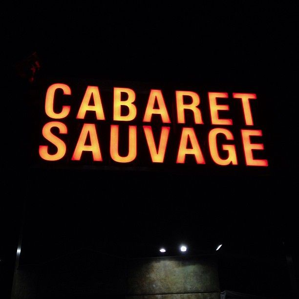 Cabaret Sauvage in Paris, Île-de-France