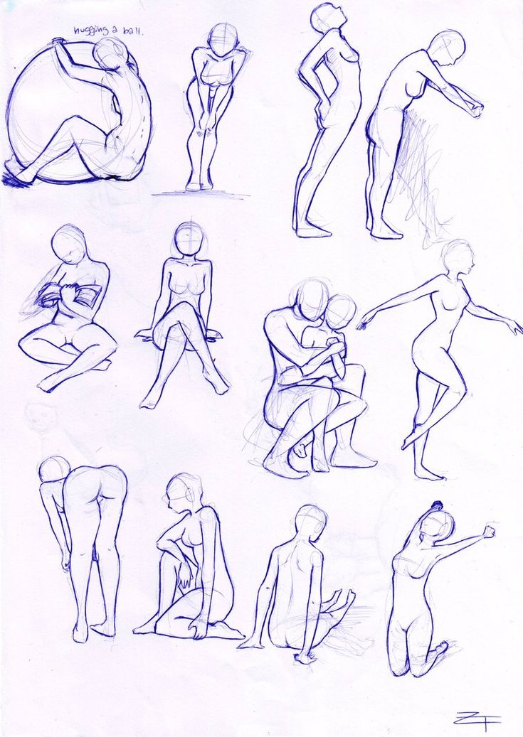 576 Best Body Positions (art Reference) Images On Pinterest | Drawing Techniques Drawing Art ...