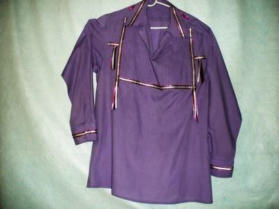 Ribbon Shirt Oklahoma Style Ribbon Shirt RS6 | eBay. $50