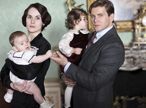 Empieza la nueva temporada de Downton Abbey
